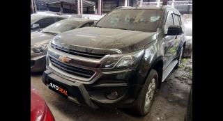 2017 Chevrolet Trailblazer 2.8 4x2 LTX AT