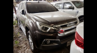 2019 Isuzu mu-X RZ4E LS-A 4x2 AT