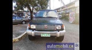 1995 Mitsubishi Pajero MT Diesel