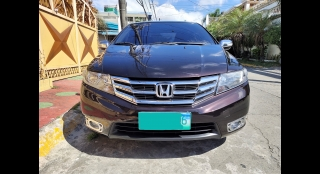 2012 Honda City 1.5 E AT