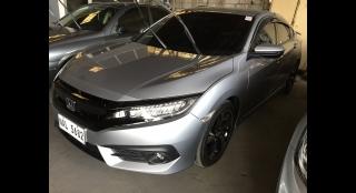 2016 Honda Civic RS Turbo