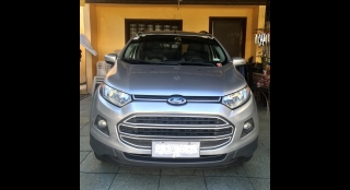 2014 Ford EcoSport Trend MT
