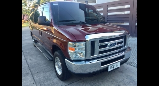 2010 Ford E-150 4.6Li Flexi Gas