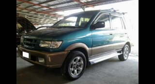 2001 Isuzu Crosswind 2.5L AT Diesel