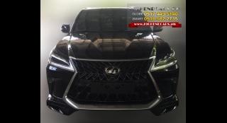 2020 Lexus LX450 4.5L AT Diesel