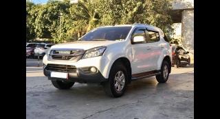 2016 Isuzu mu-X 4x2 MT Diesel