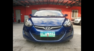 2013 Hyundai Elantra 1.6 GL AT