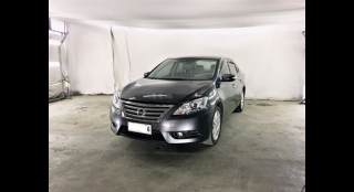 2015 Nissan Sylphy 1.6L AT Gasoline