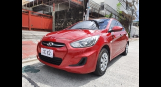 2019 Hyundai Accent Sedan 1.4 GL MT (w/o Airbags)