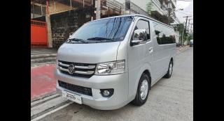 2018 Foton View Transvan Luxe 2.8 CRDi
