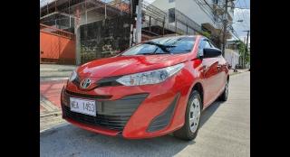 2019 Toyota Vios 1.3 J MT