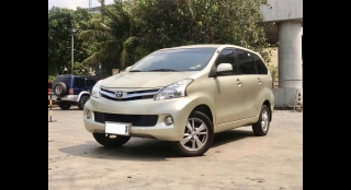 2014 Toyota Avanza G AT