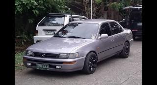 1993 Toyota Corolla Gli