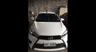 2017 Toyota Yaris 1.3E MT