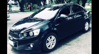 2014 Chevrolet Sonic Sedan 1.4L AT