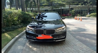 2018 BMW 7-Series 740Li