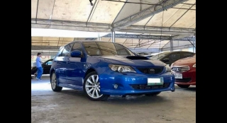 2008 Subaru Impreza 2.0R Sports M/T