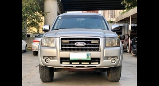 2008 Ford Everest 2.5L MT Diesel
