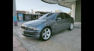 2001 BMW 3-Series Sedan 316i
