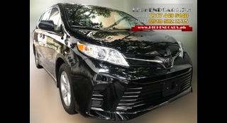 2020 Toyota Sienna 3.5L AT Gasoline