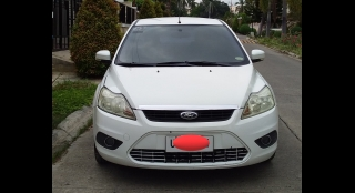 2012 Ford Focus Sedan 1.8 Trend MT