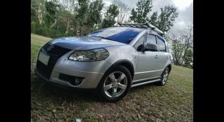 2012 Suzuki SX4 Crossover AT