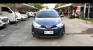 2019 Toyota Vios 1.3 E CVT