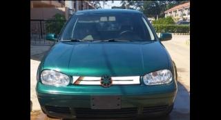 2000 Volkswagen Golf GTI 1.8L MT Gasoline