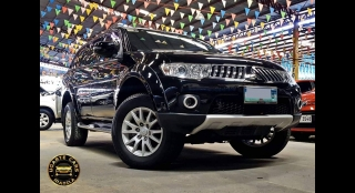 2013 Mitsubishi Montero Sport GLX AT