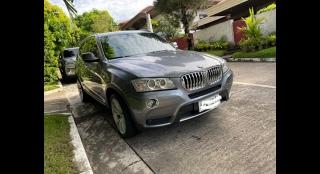2014 BMW X3 2L AT Diesel