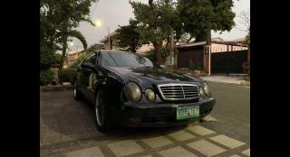 1997 Mercedes-Benz CLK-Class 3.2L AT Gasoline