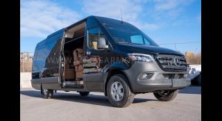 2020 Mercedes-Benz Sprinter Van 3L AT Diesel