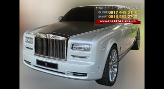 2016 Rolls-Royce Phantom 6.7L AT Gasoline