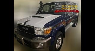 2020 Toyota Land Cruiser 4.5L MT Diesel