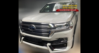 2020 Toyota Land Cruiser 4.5L AT Diesel