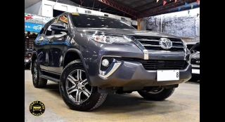 2019 Toyota Fortuner 2.7L AT Gasoline
