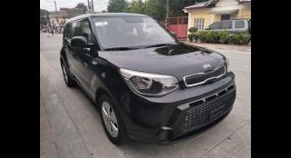 2015 Kia Soul 1.6L AT Diesel
