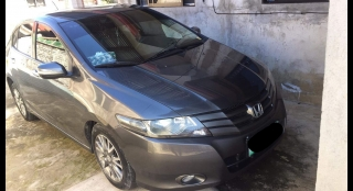 2009 Honda City 1.5 i-VTEC AT