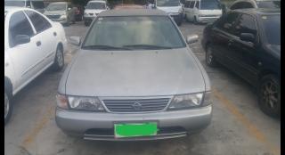 1997 Nissan Sentra 1.6L MT Gasoline