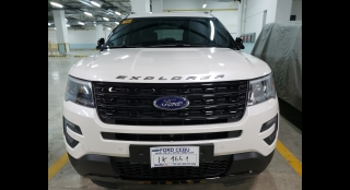 2016 Ford Explorer EcoBoost AT (4X4)