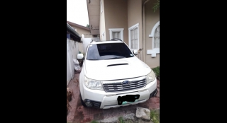 2010 Subaru Forester XT