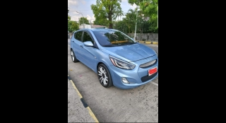 2014 Hyundai Accent Hatchback 1.6L AT Diesel