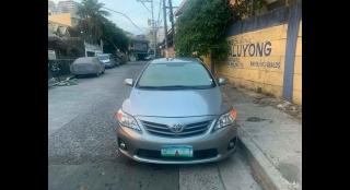 2012 Toyota Corolla Altis 1.6 G AT