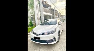 2018 Toyota Corolla Altis V