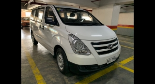 2017 Hyundai Grand Starex GL Super Express MT