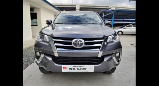 2017 Toyota Fortuner G 3.0L AT Diesel