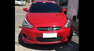 2017 Hyundai Accent Sedan 1.4L MT Gasoline