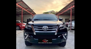 2016 Toyota Fortuner 2.8 V Diesel 4x4 AT