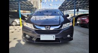 2016 Honda City VX CVT 1.5L AT Gasoline