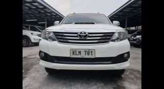2014 Toyota Fortuner 2.5L AT Diesel